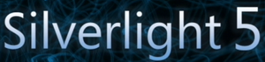 Figure 15 - Silverlight 5 Logo